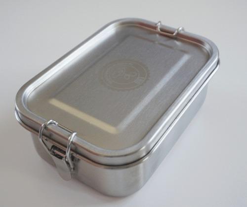 Bild der LNG Edelstahl Lunchbox